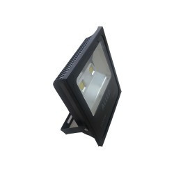 LED projektor 100W COB IP65 6500K, fekete, Alled