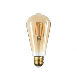 Vintage LED izzó 8W (55W), 700 lm, meleg fény, A +, Optonica
