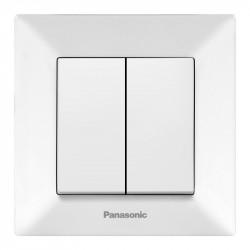 Csillárkapcsoló, Arkedia Panasonic, ST, fehér