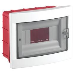 Elosztó doboz 8 modul, betemetett szereléssel, ST Viko
