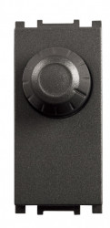 Fényerő-szabályzó, 20-300W, 1 modul, fekete ,Thea Modular Panasonic