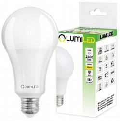 LED izzó E27, 18W, (110W), meleg fény, 2700 K, 1740 lm, A +, Lumiled