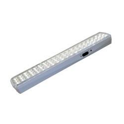 LED lámpa 4W 60 LED, akkumulátorral, Braytron