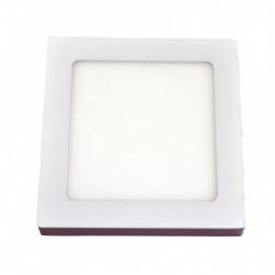 Spotlámpa LED 24W Square 6400K, Applied, Braytron