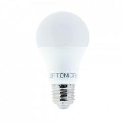 Bec LED 15W(90W), dulie E27, lumina naturala(4500 K), 1320 lm, A+, Optonica