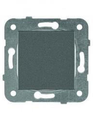 Keresztkapcsoló, 10A, IP20, grafit, Panasonic Arkedia Slim / Karre Plus Plus