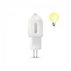 LED izzó 1,5W G4 360 fokos 12V, Braytron, meleg fény