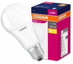 Osram LED izzó, E27, 13W (100W), 1521 lm, A +, meleg fény (2700K)
