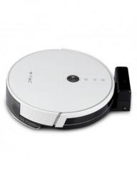V-TAC Smart robotporszívó, kompatibilis az Alexa és a Google Home szolgáltatással, fehér