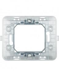 Váz 2 modul, műanyag, IP20, Bticino Matix