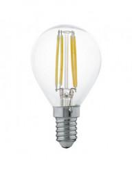 Vintage V-TAC led izzó, E14, 4W (40W), 400 lm, A +, hideg fehér fény