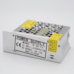 12V 2,5A 30W led szalag tápegység