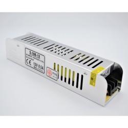 12V 8,5A 100W led szalag vékony tápegység
