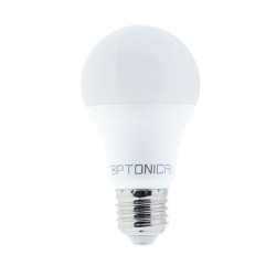 Bec LED 15W(90W), dulie E27, lumina rece(6000 K), 1320 lm, A+, Optonica