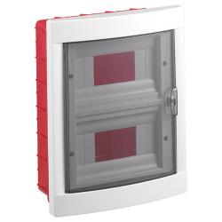 Elosztó doboz 16 modul 2 soros, betemetett szereléssel, ST Viko