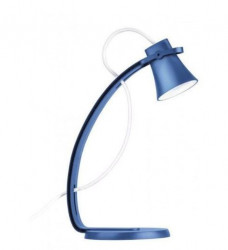 George 2.4W LED asztali lámpa, semleges fény (4000k), kék színű, Emos