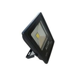 LED projektor 30W COB IP65 6500K, fekete, Alled