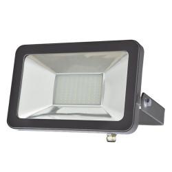 LED projektor 70W SMD IP65 3000K, szürke, Braytron
