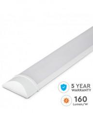 Lineáris LED lámpatest 120cm, 4800lm, hideg fény, V-TAC Evolution