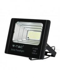 Reflektor napelemmel, 16W 6400K hideg fény, V-TAC