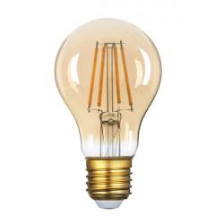 Vintage LED-es tompítható izzó 8W (55W), 700 lm, meleg fény, A +, Optonica
