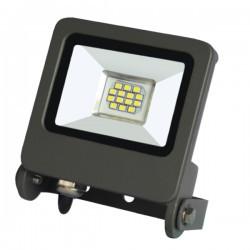 10W SMD IP65 3000K LED projektor, szürke, Braytron
