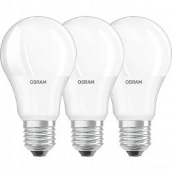3 db LED-izzó készlet Osram, E27, 13W (100W), 1521 lm, A +, semleges fény (4000K)