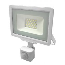 30W-os LED projektor mozgásérzékelővel, fehér, Optonica