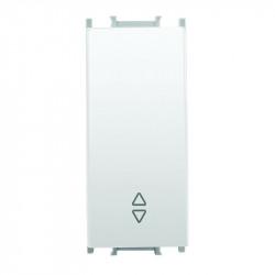 Alternativ kapcsoló 1 modul, Thea Modular Panasonic, fehér