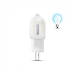 LED izzó 1,5W G4 360 fokos 12V, Braytron, hideg fény