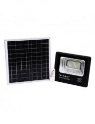 Reflektor napelemes 20W 6400K hidegfénnyel, V-TAC