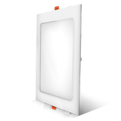 Spotlámpa LED 6W négyzet alakú 3000K, süllyesztett, Braytron
