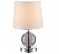 Vulkán füstös asztali lámpa, foglalat E14, (max 40W), Globo