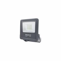 10W SMD IP65 6400K LED projektor, szürke, Braytron