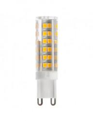 LED izzó G9, 7W (60W), 665lm, A +, meleg fény, Lumiled