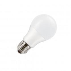 Pila LED izzó, E27, 8W (60W), 810 lm, A +, meleg fény (2700K)