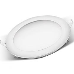 Spotlámpa LED 6W kerek 4200K, süllyesztett, Braytron