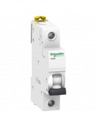 Automatikus kismegszakító 1P, 10A, C kioldási jelleggörbék, megszakító-képesség 6kA, Schneider