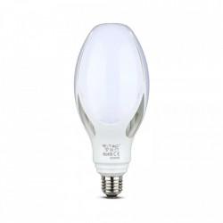 Bec led 36W(250W), cip Samsung, lumina rece(6500 K), A+, V-TAC