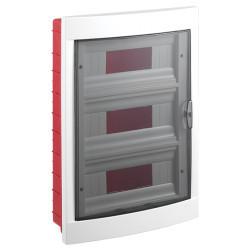 Elosztó doboz 36 modul 3 soros, betemetett szereléssel, ST Viko