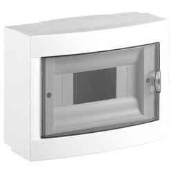 Falon kívüli elosztó doboz 8 modul PT Viko