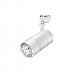 Spotlámpa LED-sínen 15W 3000K, fehér, Braytron