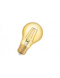 Vintage LED izzó, E27, 4,5 W (36 W), meleg fény, A +, Osram