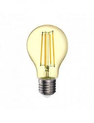 Vintage V-TAC led izzó, E27, 12,5 W (100 W), 1240 lm, A +, meleg fehér fény