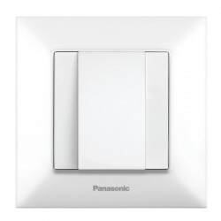 Capac iesire cablu alb, IP20, Panasonic Arkedia Slim