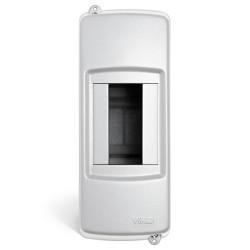 Falon kívüli elosztó doboz 1-2 modul PT Viko