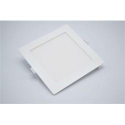 Spotlámpa 12W négyzet alakú 4000k, süllyesztett, Panasonic