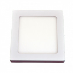 Spotlámpa LED 12 W-os Square 6400K, Applied, Braytron