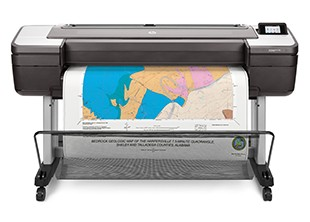 Poze HP DesignJet T1700