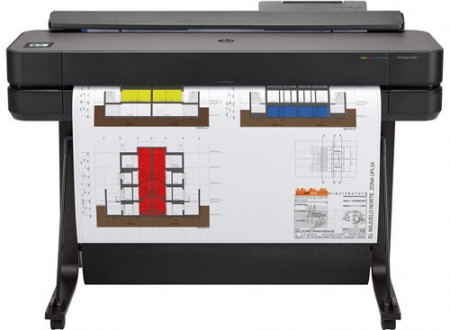 Poze HP Designjet T650 36-in Multifunction Printer
